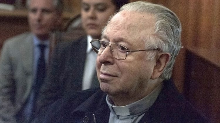 Fernando Karadima fue condenado por la Santa Sede en 2011 por abuso sexual de menores (AFP)