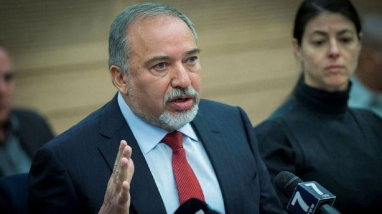 Avigdor Liberman, ministro de Defensa de Israel