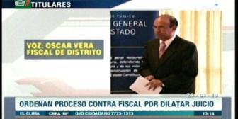 Video titulares de noticias de TV – Bolivia, mediodía del martes 24 de abril de 2018