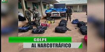 Video titulares de noticias de TV – Bolivia, noche del lunes 16 de abril de 2018