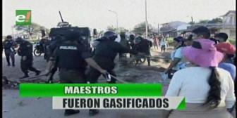 Video titulares de noticias de TV – Bolivia, noche del miércoles 11 de abril de 2018
