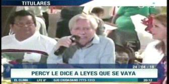 Video titulares de noticias de TV – Bolivia, noche del martes 24 de abril de 2018
