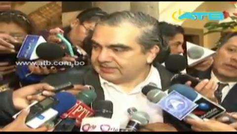 Viceministro Siles dice que Cochabamba debe elegir un nuevo alcalde