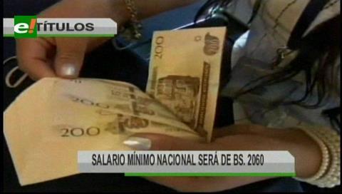 Video titulares de noticias de TV – Bolivia, mediodía del jueves 26 de abril de 2018