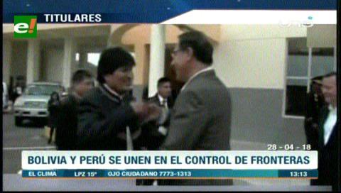 Video titulares de noticias de TV – Bolivia, mediodía del sábado 28 de abril de 2018
