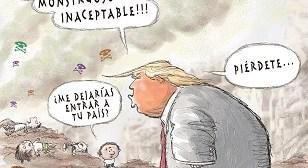 Caricaturas de Bolivia del domingo 15 de abril de 2018