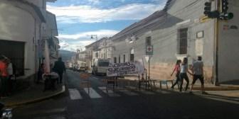 Transporte bloqueará ingresos a Sucre a partir del mediodía de este martes