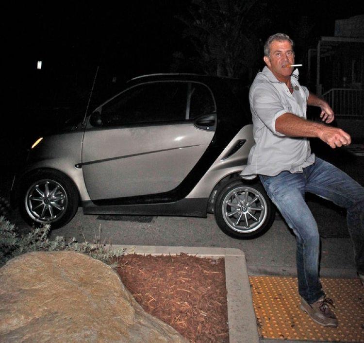 Alcohol y escándalos: Gibson coleccionó multas y arrestos por conducir borracho (The Grosby Group)