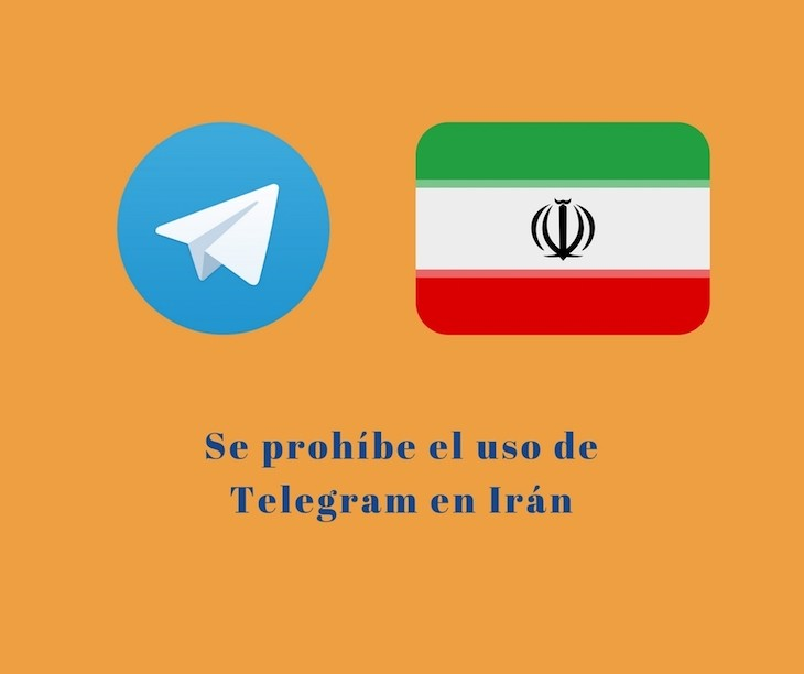 Telegram Irán