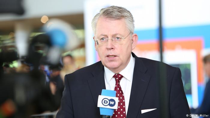 Peter Limbourg, director general de DW
