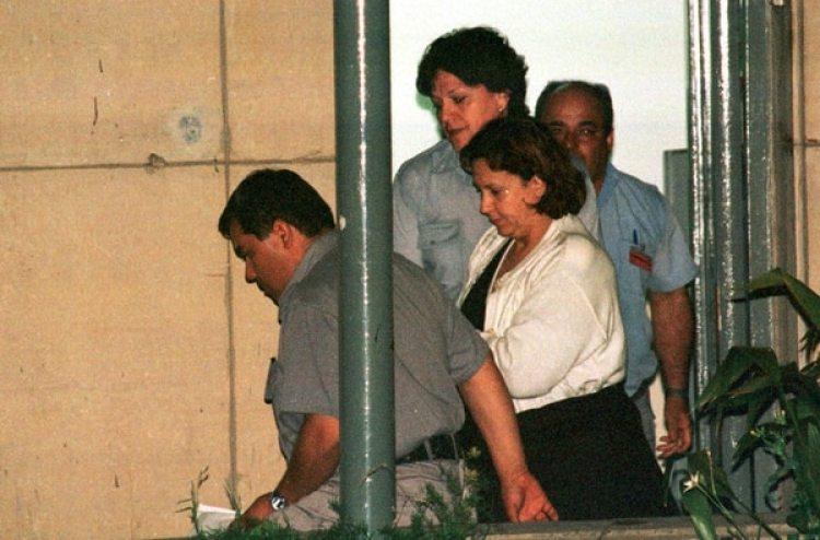 María Victoria o María Isabeldetenida en la Argentina