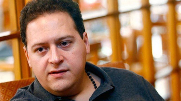 Sebastián Marroquín, ayer Juan Pablo Escobar, hijo del narco colombiano