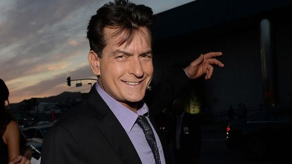 Charlie Sheen denunció a una trabajadora sexual por extorsión