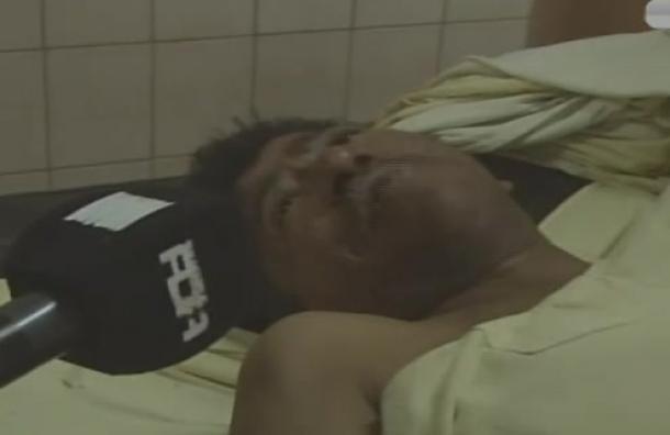 Hombre que cayó de un puente esperó tres horas para ser atendido