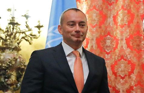 El enviado de la ONU para Oriente Medio, Nickolay Mladenov.