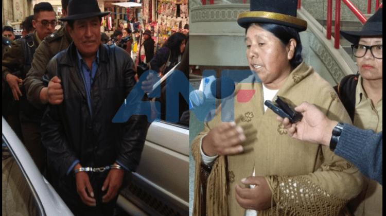 Quispe y Huanca ANF