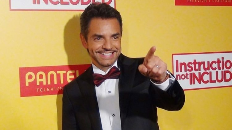 "Derbez aparecerá este año en la cinta de Disney ""The Nutcracker and the Four Realms"" y recientemente se ha sumado al reparto de la cinta de animación ""Angry Birds 2"""