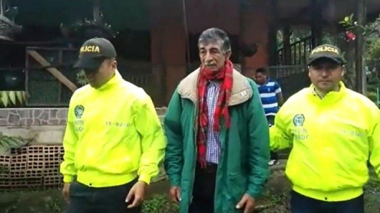 Captura de Rogelio Silva, propietario del bus incinerado por criminales que él mismo contrató para cobrar millonario seguro