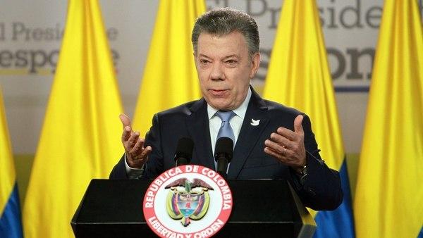 En Venezuela están cedulando colombianos para que voten por Maduro: Santos