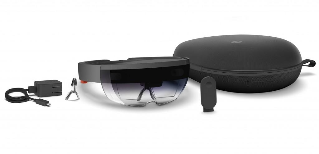 Edición para desarrolladores de HoloLens