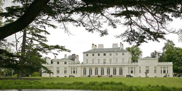 Los invitados podrán ver el carruaje y a los recién casados desde los parques del castillo de Windsor