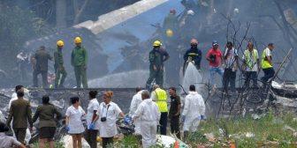 El régimen de Cuba elevó la cifra de víctimas por el accidente aéreo en La Habana: 110 muertos