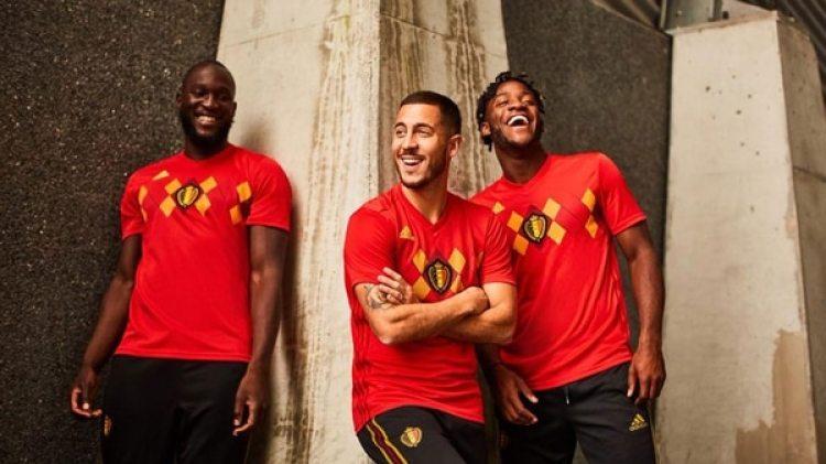El equipo belga es uno de los candidatos a pelear por la Copa del Mundo