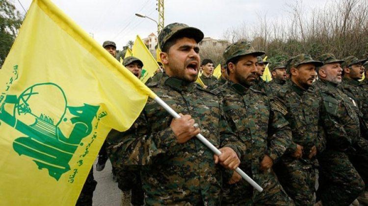 Militantes de Hezbollah. Uno de los puntos pide a Teherán cesar su apoyo al grupo terrorista libanés