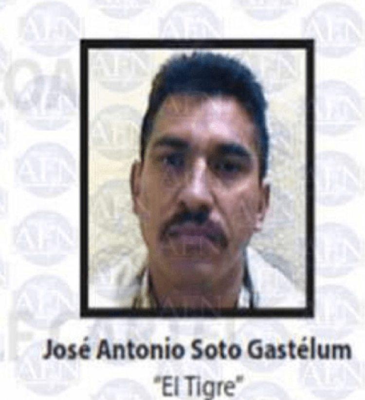 El sinaloense José Antonio Soto Gastélum, que opera en Baja California.
