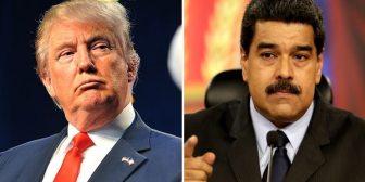 Donald Trump afirmó que las sanciones contra la dictadura de Nicolás Maduro buscan preservar el dinero del pueblo venezolano