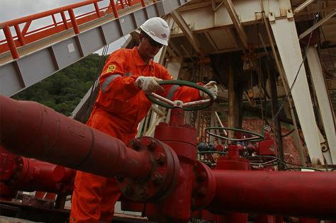 Exportación de gas natural a los mercados de Brasil y Argentina.