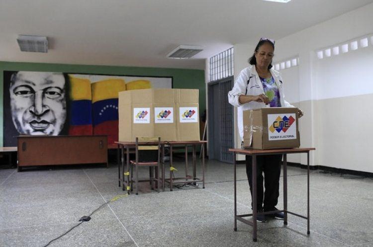 Hubo gran abstención (AFP)