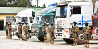 Bolivia fortalecerá puestos militares para frenar el contrabando