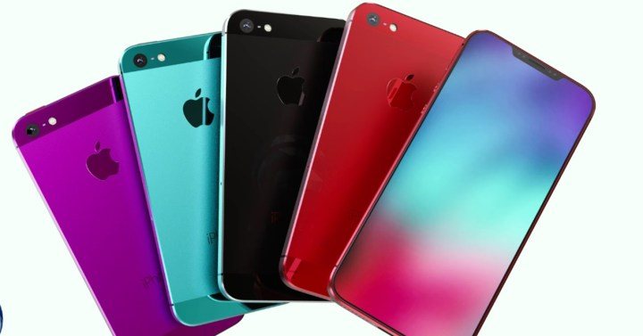 Vídeo conceptual sobre el diseño del iPhone SE 2
