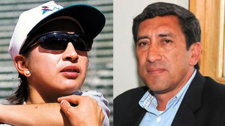 Irusta devolverá los pasajes y medallas que ganó para Bolivia si Ministro prueba sus acusaciones