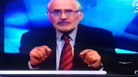 El expresidente en entrevista con No Mentiras.