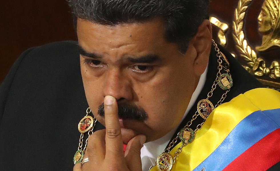 Maduro ratificó a ministro Quevedo como presidente de Pdvsa