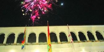 Chuquisaca celebra sola sus 209 años de libertad