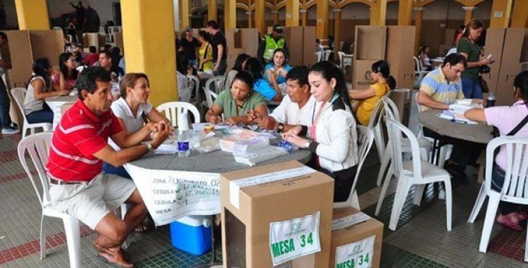 Este domingo 27 de mayo se realizan las elecciones presidenciales en Colombia.