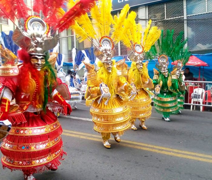 Más de 60 fraternidades participarán este sábado de la entrada folklórica del Gran Poder.