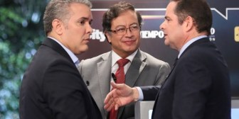 Colombia elige presidente entre dos candidatos radicales y con la paz como centro del debate