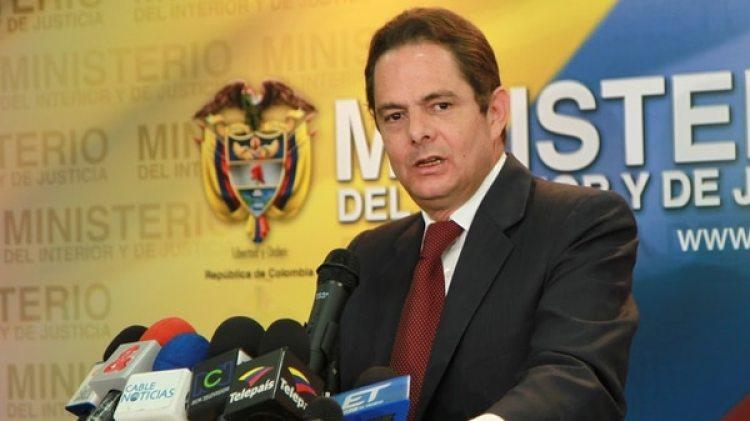 Germán Vargas Lleras, candidato de los partidos de Cambio Radical y de la U.