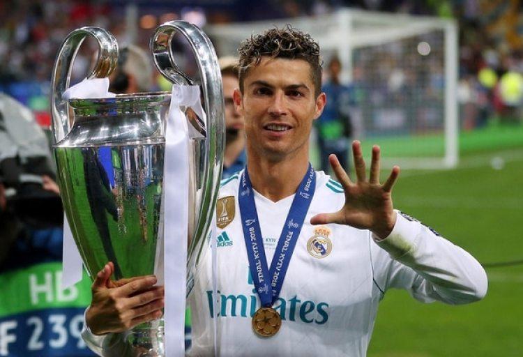 El portugués fue el máximo goleador del torneo con 15 goles