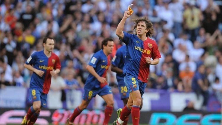 Carles Puyol, un referente del barcelonismo