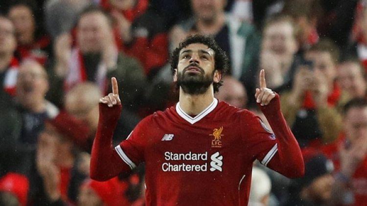Mohamed Salah es la figura del Liverpool (Reuters)
