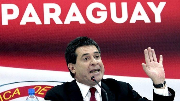 Horacio Cartes (EFE)
