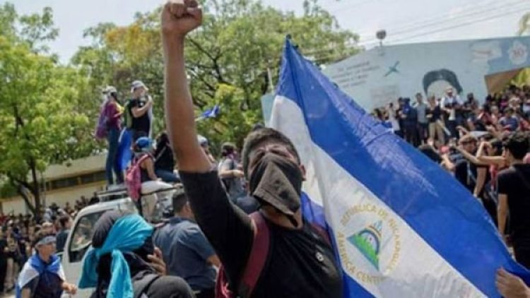 Los estudiantes no ceden y mantienen las protestas contra el régimen de Ortega en Nicaragua