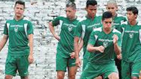 Selección boliviana Sub-17