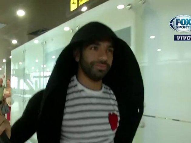 Atencion Uruguay Salah no llegaria al debut