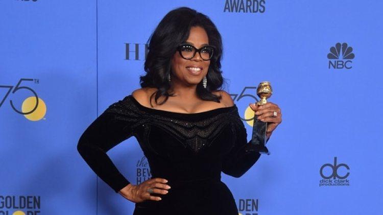Oprah Winfrey bailó al ritmo de Despacito (AFP)